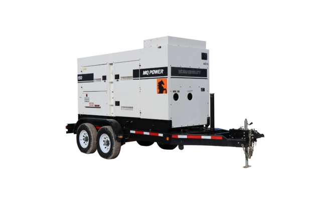 Stallion HorsePower Natural Gas Generator